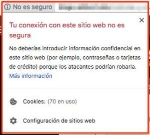 web-no-segura