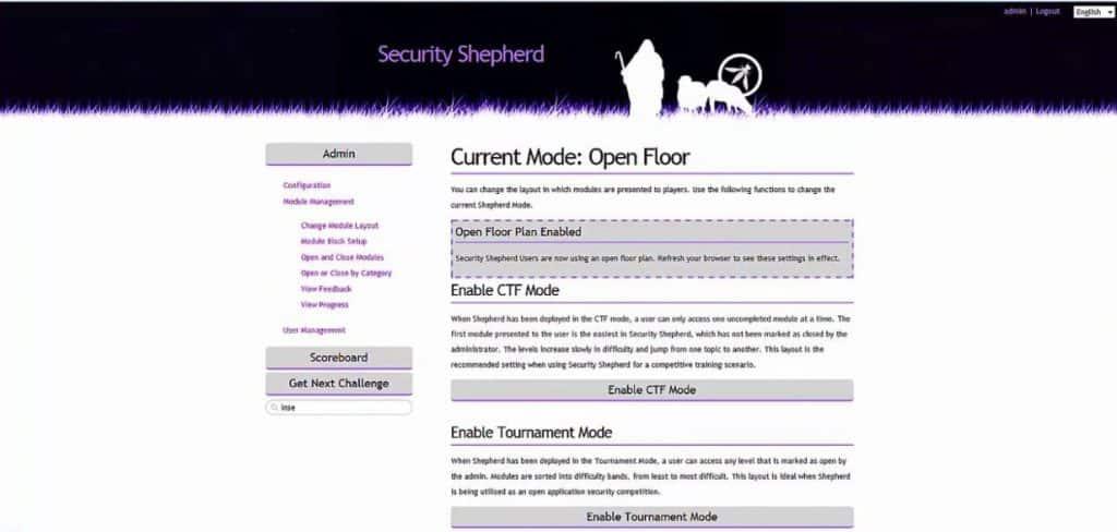 OWASP Security Shepherd